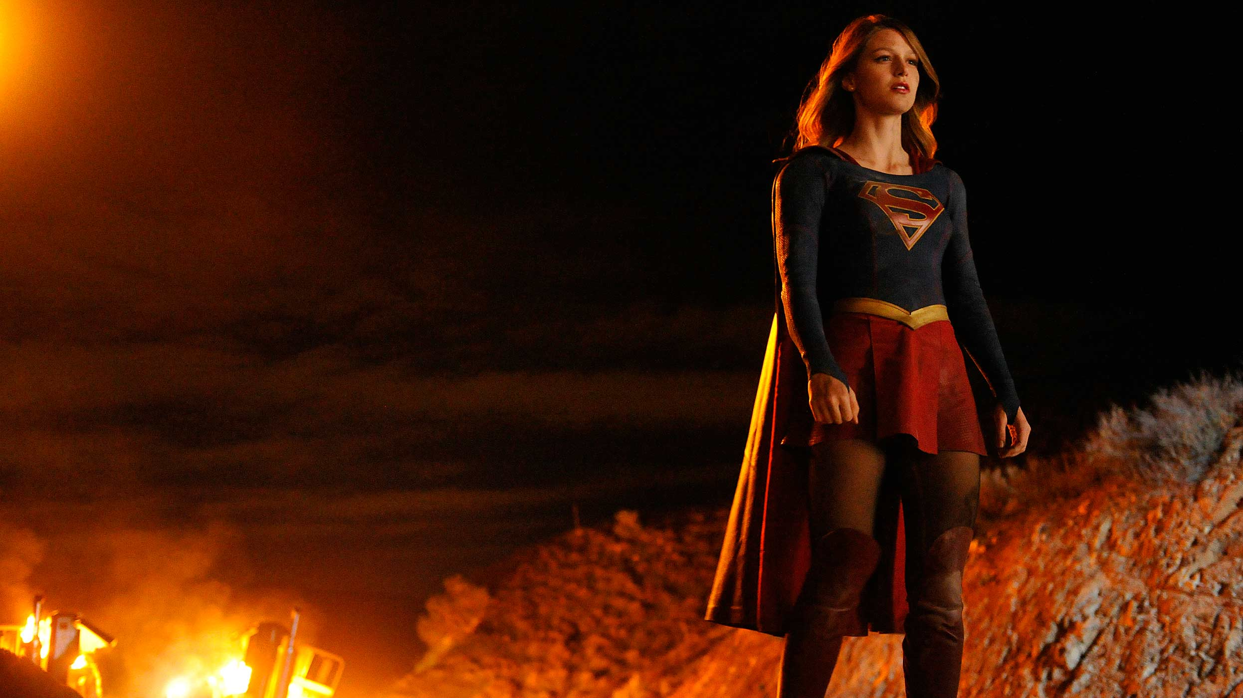 """Supergirl"" pilot episode"