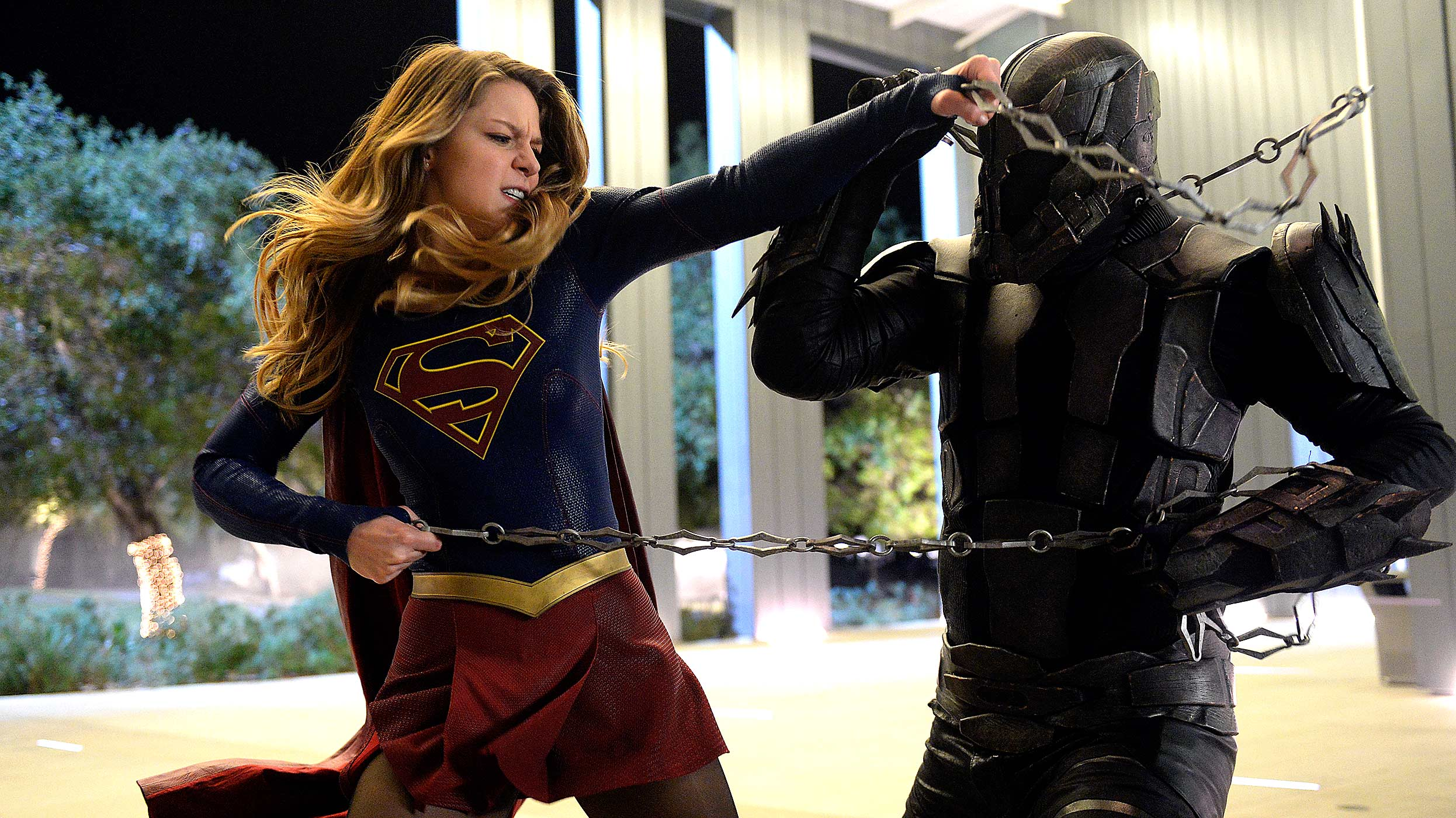 """Supergirl"" ep.114a ""Truth, Justice, and The American Way"""